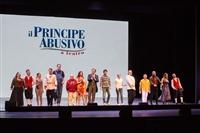 ALESSANDRO SIANI E CHRISTIAN DE SICA - IL PRINCIPE ABUSIVO A TEATRO - foto 33