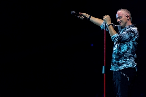 EROS RAMAZZOTTI - VITA CE N'È WORLD TOUR - foto 18