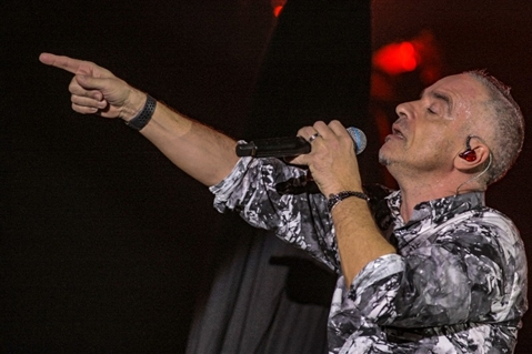 EROS RAMAZZOTTI - VITA CE N'È WORLD TOUR - foto 19