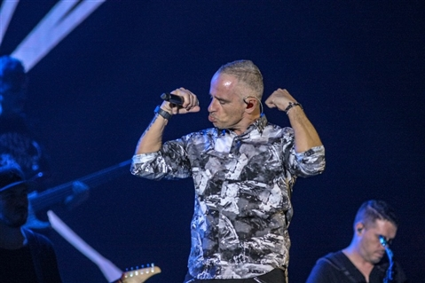 EROS RAMAZZOTTI - VITA CE N'È WORLD TOUR - foto 21