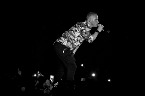 EROS RAMAZZOTTI - VITA CE N'È WORLD TOUR - foto 23