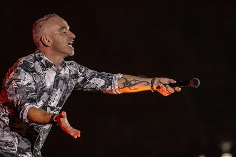 EROS RAMAZZOTTI - VITA CE N'È WORLD TOUR - foto 24