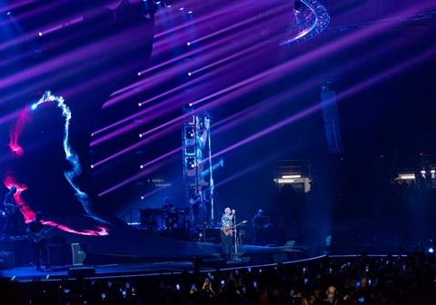 EROS RAMAZZOTTI - VITA CE N'È WORLD TOUR - foto 42