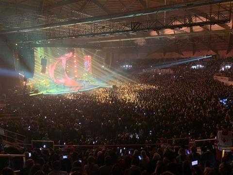 EROS RAMAZZOTTI - VITA CE N'È WORLD TOUR - foto 45