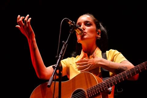 LEVANTE - DALL'ALBA AL TRAMONTO LIVE - foto 6