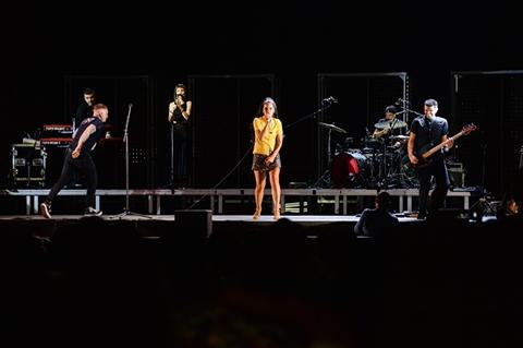 LEVANTE - DALL'ALBA AL TRAMONTO LIVE - foto 11