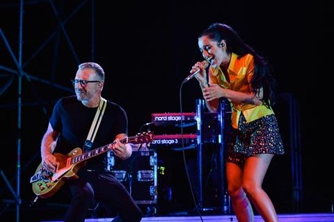 LEVANTE - DALL'ALBA AL TRAMONTO LIVE - foto 28