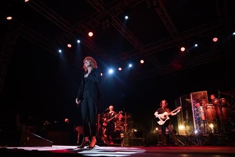 FIORELLA MANNOIA - PADRONI DI NIENTE TOUR - foto 25