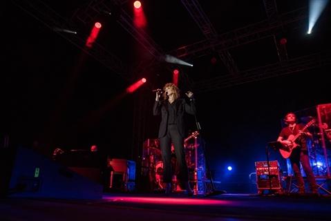 FIORELLA MANNOIA - PADRONI DI NIENTE TOUR - foto 39