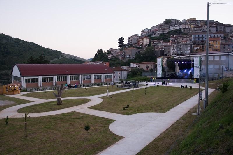 Villa Comunale di Sanza