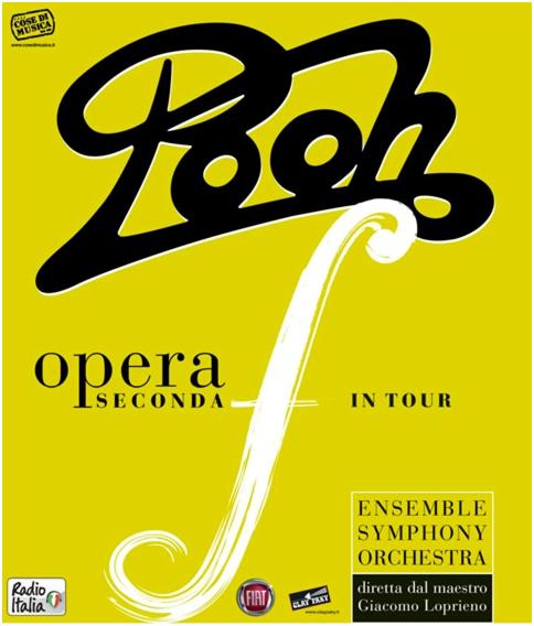 """SOLD OUT PER I POOH A NAPOLI CON """"OPERA SECONDA IN TOUR"""", AGGIUNTA UNA NUOVA DATA NEL 2013"""