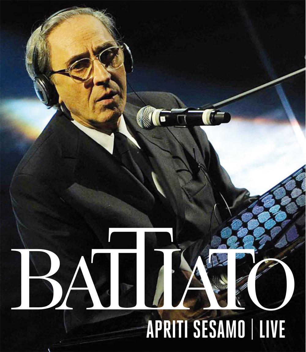 """FRANCO BATTIATO PRONTO A INCANTARE SALERNO CON """"APRITI SESAMO LIVE"""""""