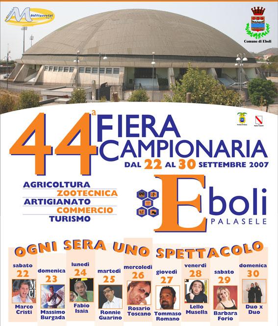 44^ FIERA CAMPIONARIA