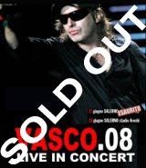 VASCO.08 LIVE IN CONCERT