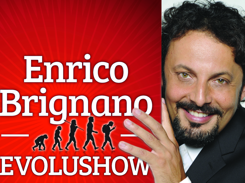 """EVOLUSHOW"" SABATO ALL"