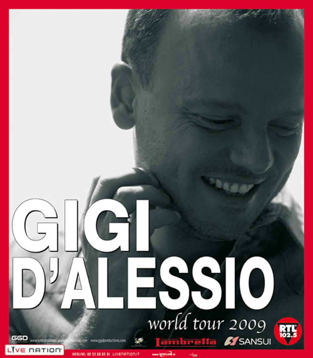 WORLD TOUR 2009