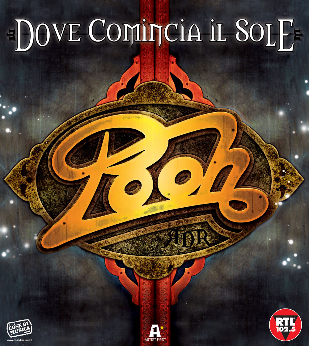 DOVE COMINCIA IL SOLE TOUR