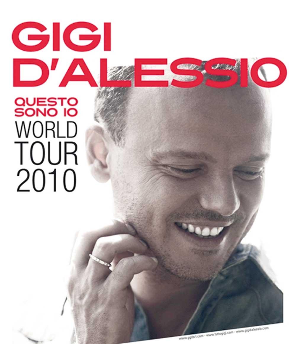 QUESTO SONO IO WORLD TOUR 2010