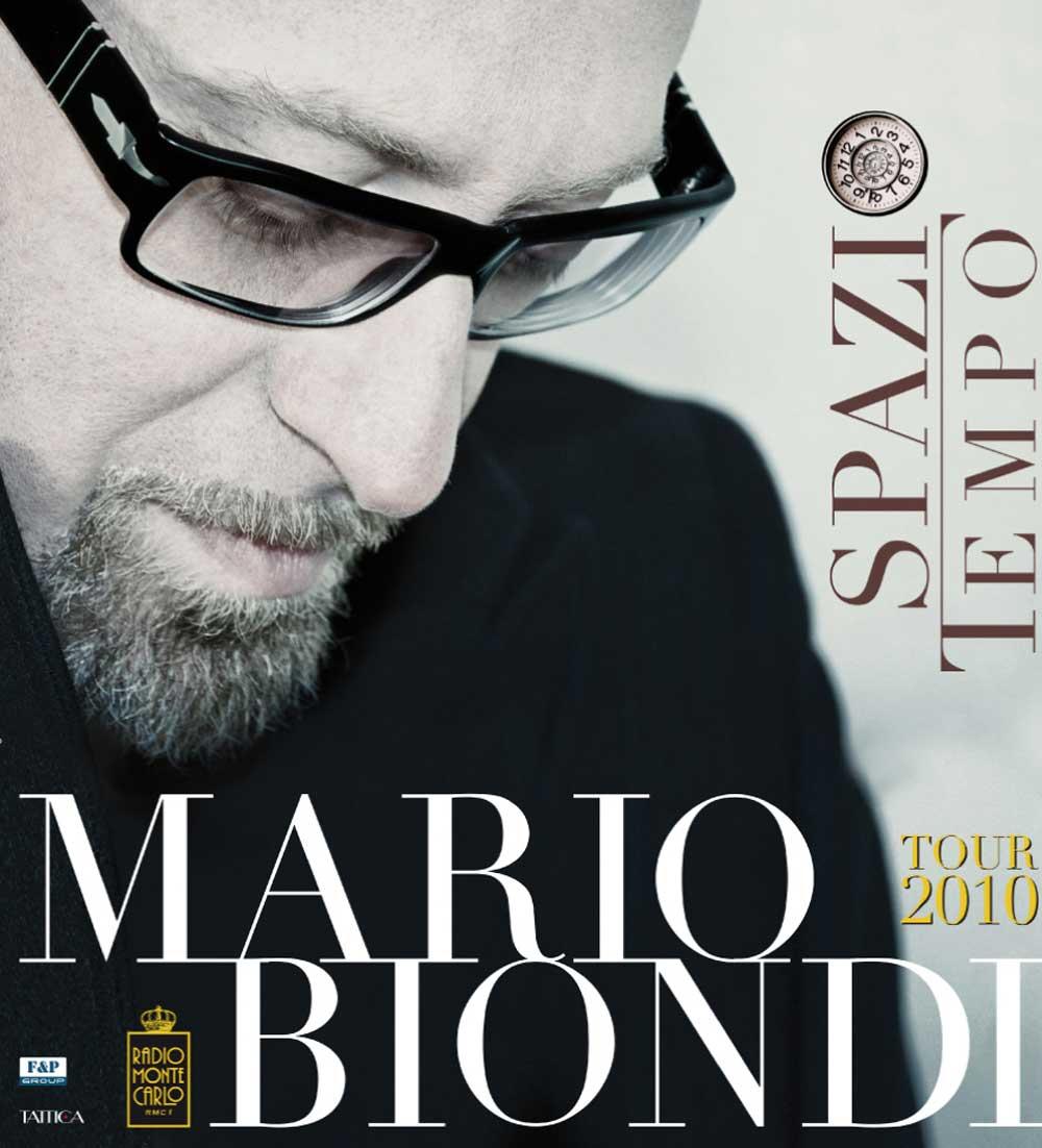 SPAZIO TEMPO TOUR 2010