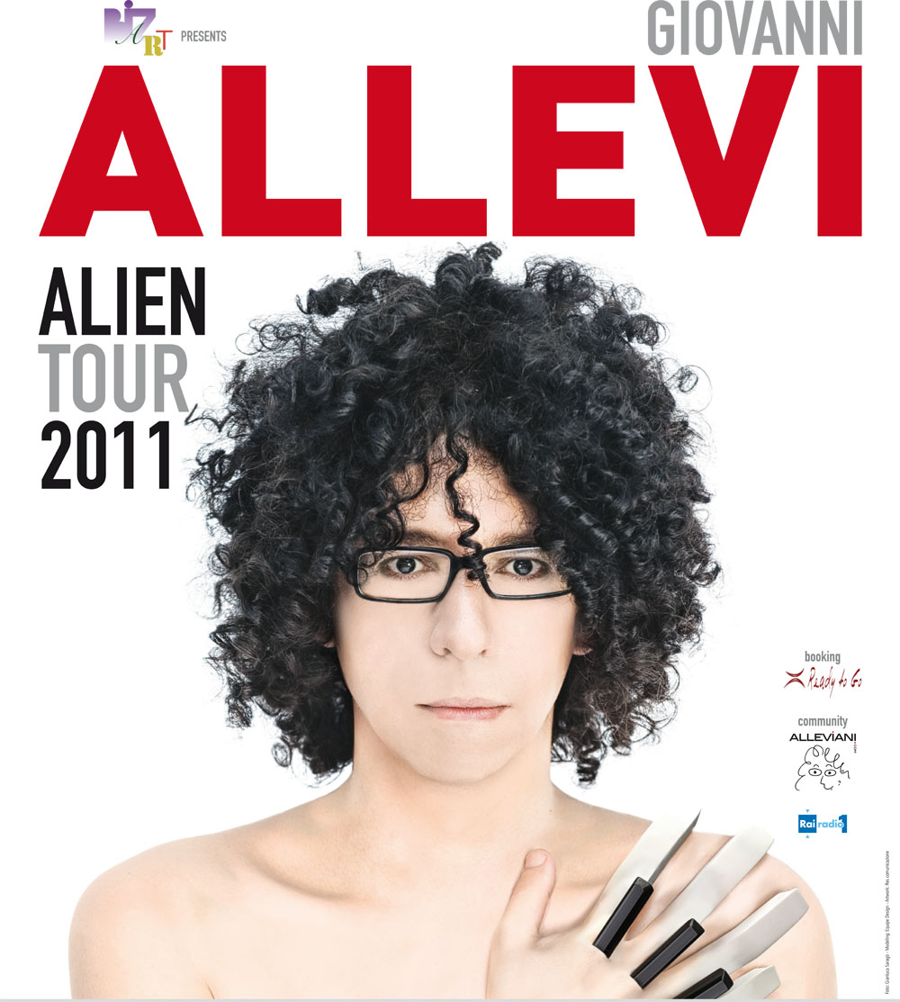 ALIEN WORLD TOUR