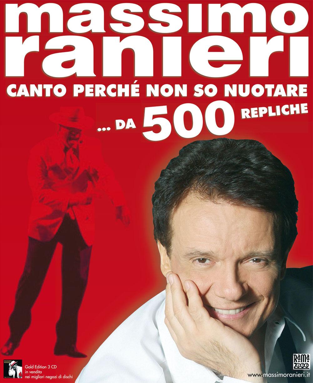 CANTO PERCHE' NON SO' NUOTARE....DA 500 REPLICHE