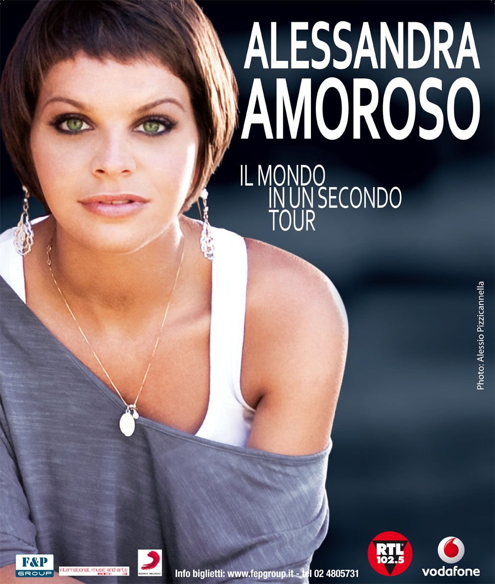 IL MONDO IN UN SECONDO TOUR 2011