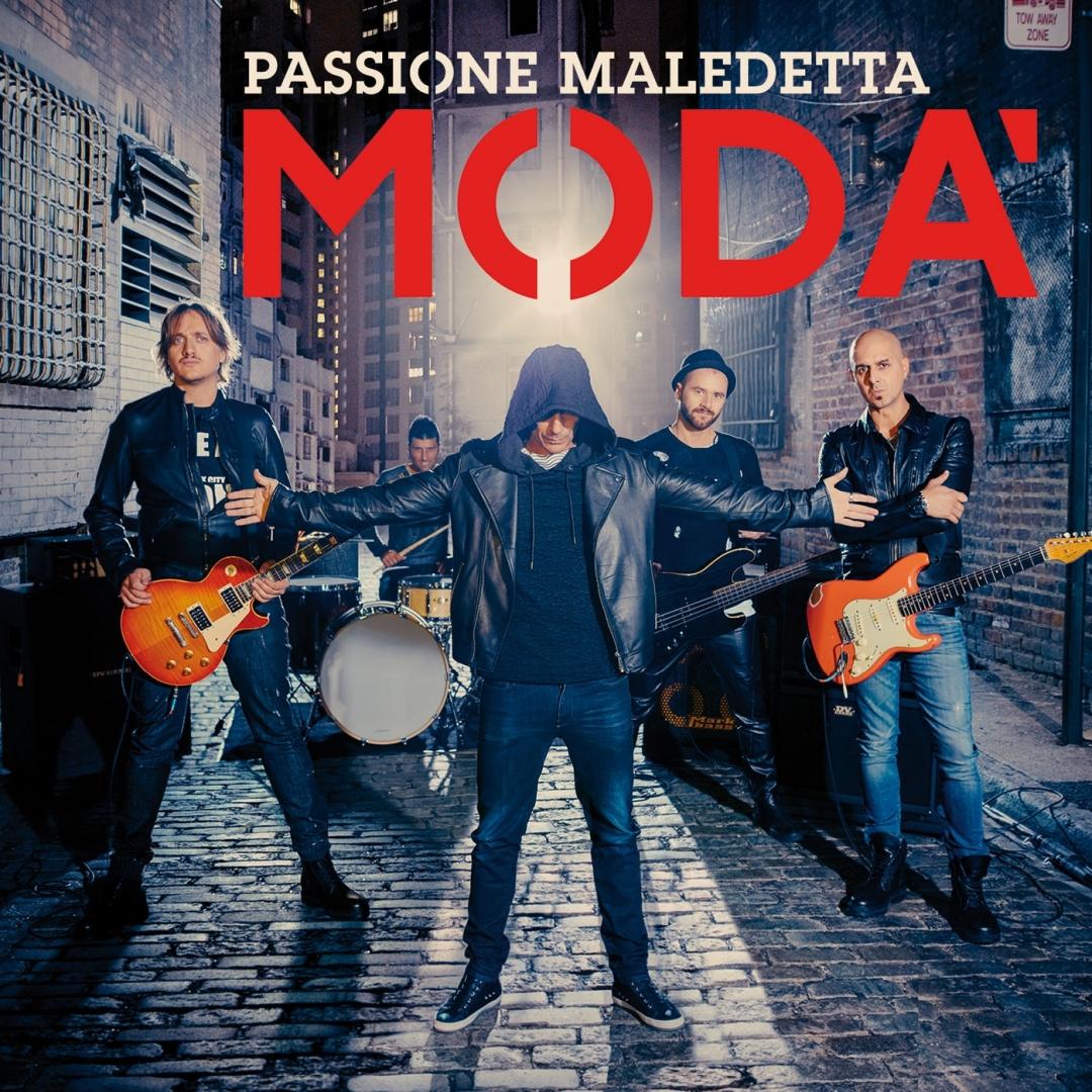 """I MODÀ LIVE AL PALASELE A NOVEMBRE CON """"PASSIONE MALEDETTA"""""""