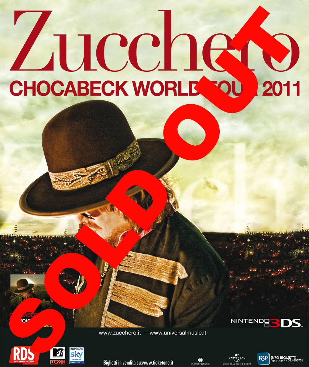 """CHOCABECK WORLD TOUR 2011"""