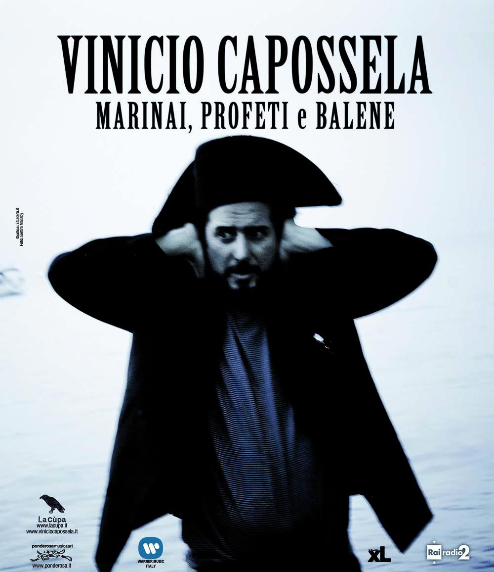 """MARINAI, PROFETI E BALENE"" TOUR 2011"