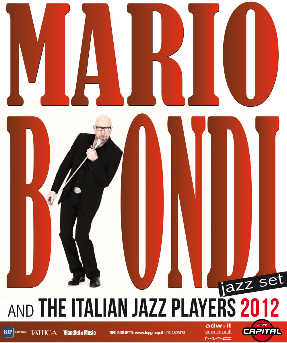 """AND THE ITALIAN JAZZ PLAYER 2012"""