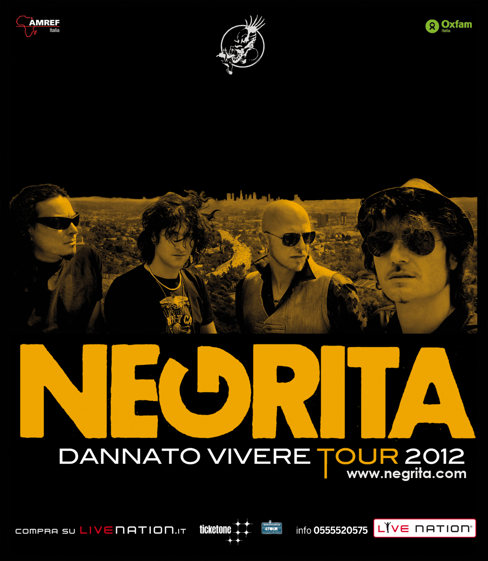 DANNATO VIVERE ARENA TOUR 2012