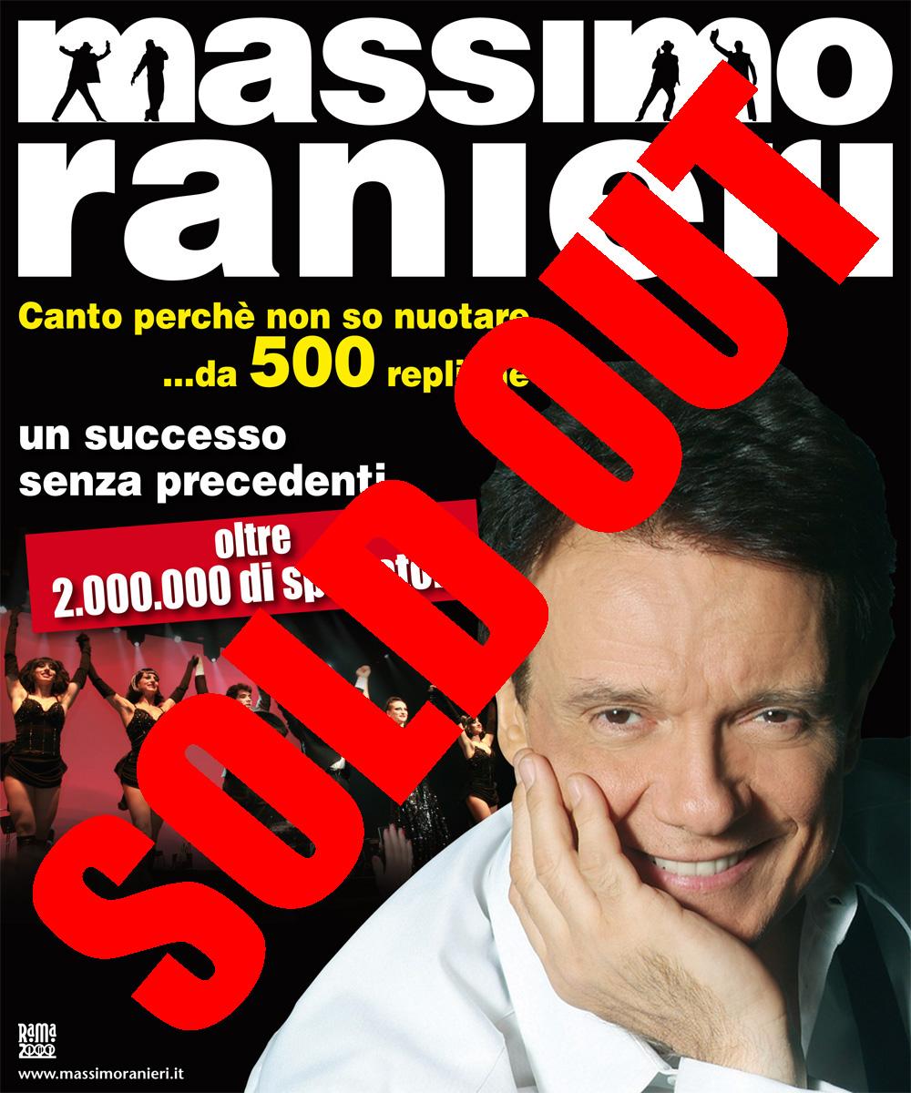 CANTO PERCHE' NON SO NUOTARE...DA 500 REPLICHE!