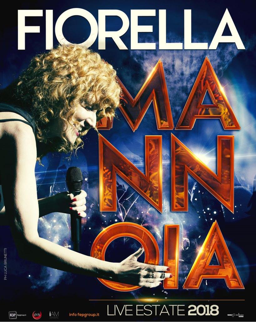 FIORELLA MANNOIA LIVE ESTATE 2018, IL 17 AGOSTO NELL'ANFITEATRO DEL PORTO TURISTICO DI MAIORI