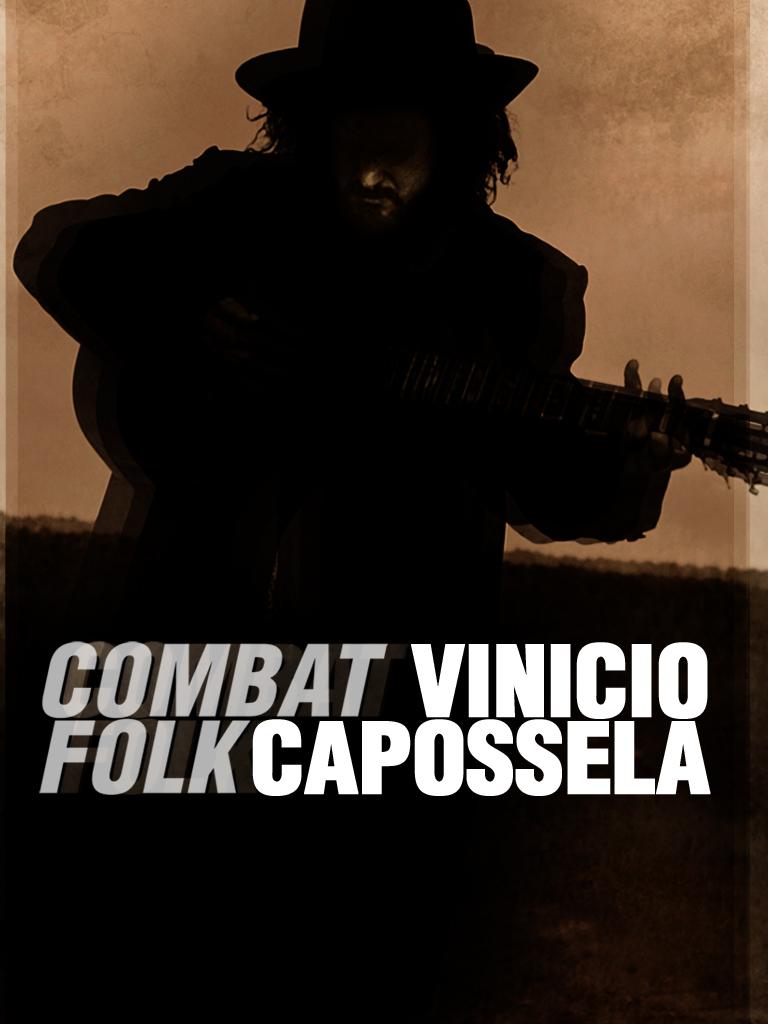 """VINICIO CAPOSSELA CHIUDERÀ IL MEETING DEL CERVATI 2018 CON """"COMBAT FOLK"""""""