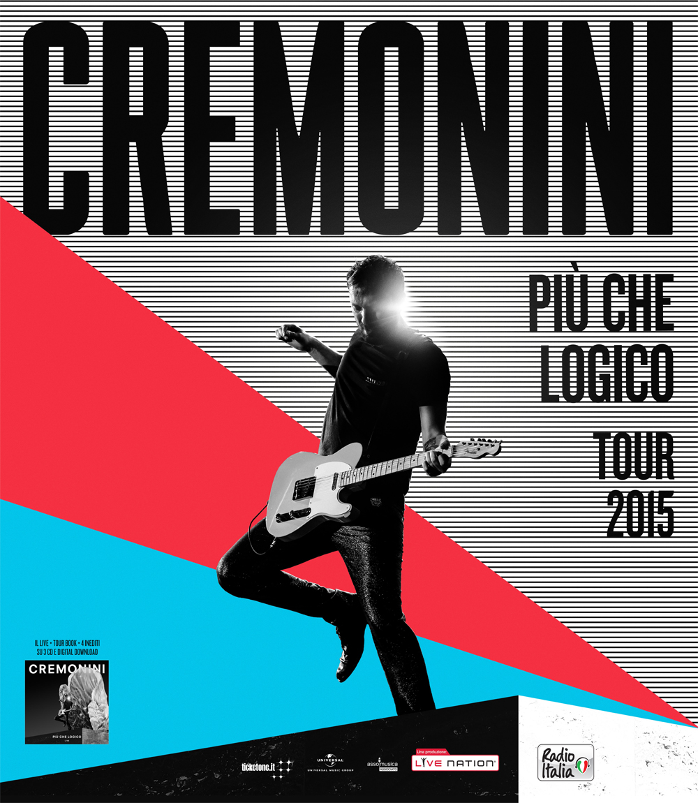 PIU' CHE LOGICO TOUR 2015
