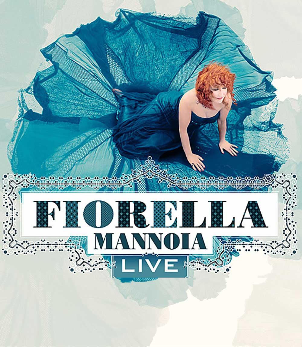 FIORELLA LIVE 2015