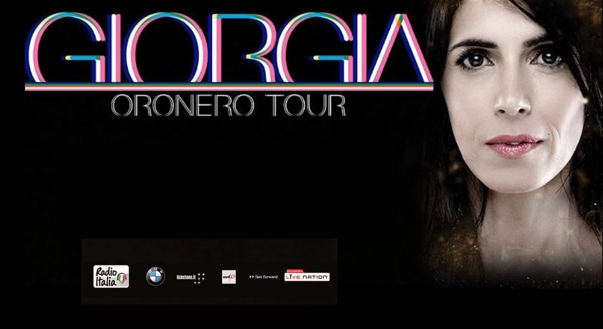 ORONERO TOUR 2017