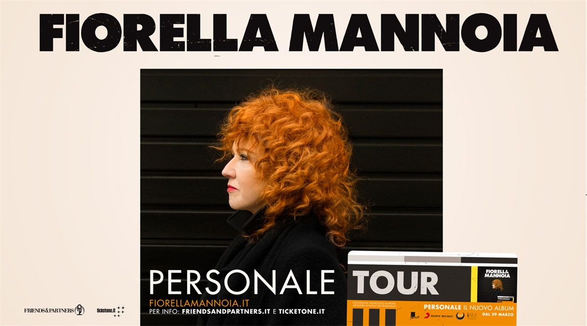 PERSONALE TOUR