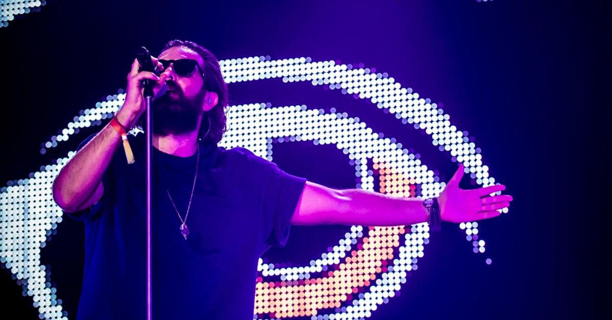 """PALASELE SOLD OUT PER THEGIORNALISTI,  DOMANI LA TAPPA DEL """"LOVE TOUR 2019"""""""