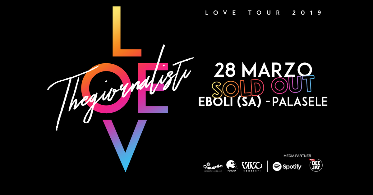 LOVE TOUR 2019