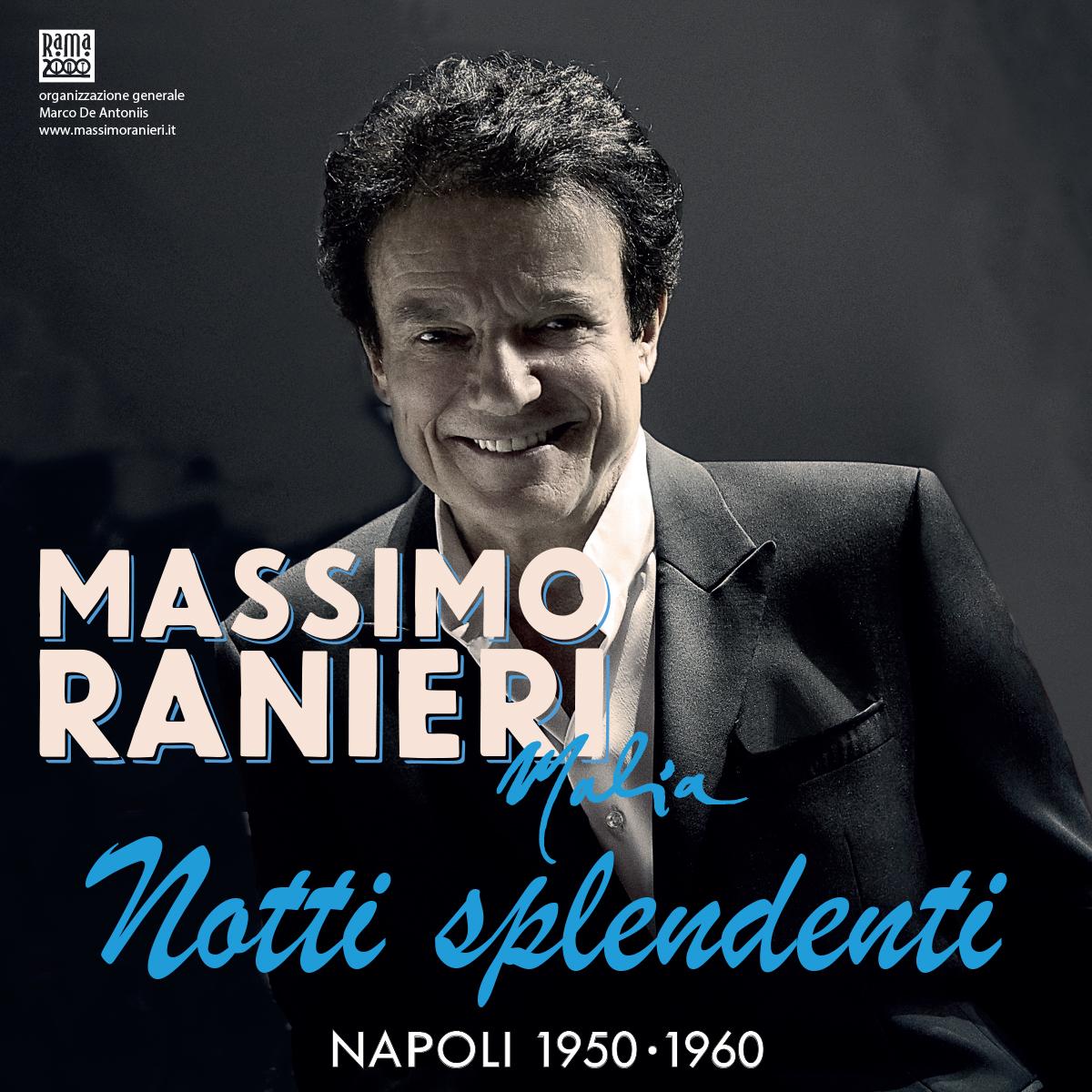 """MASSIMO RANIERI AL MEETING DEL CERVATI 2019 CON """"MALIA NAPOLETANA"""""""