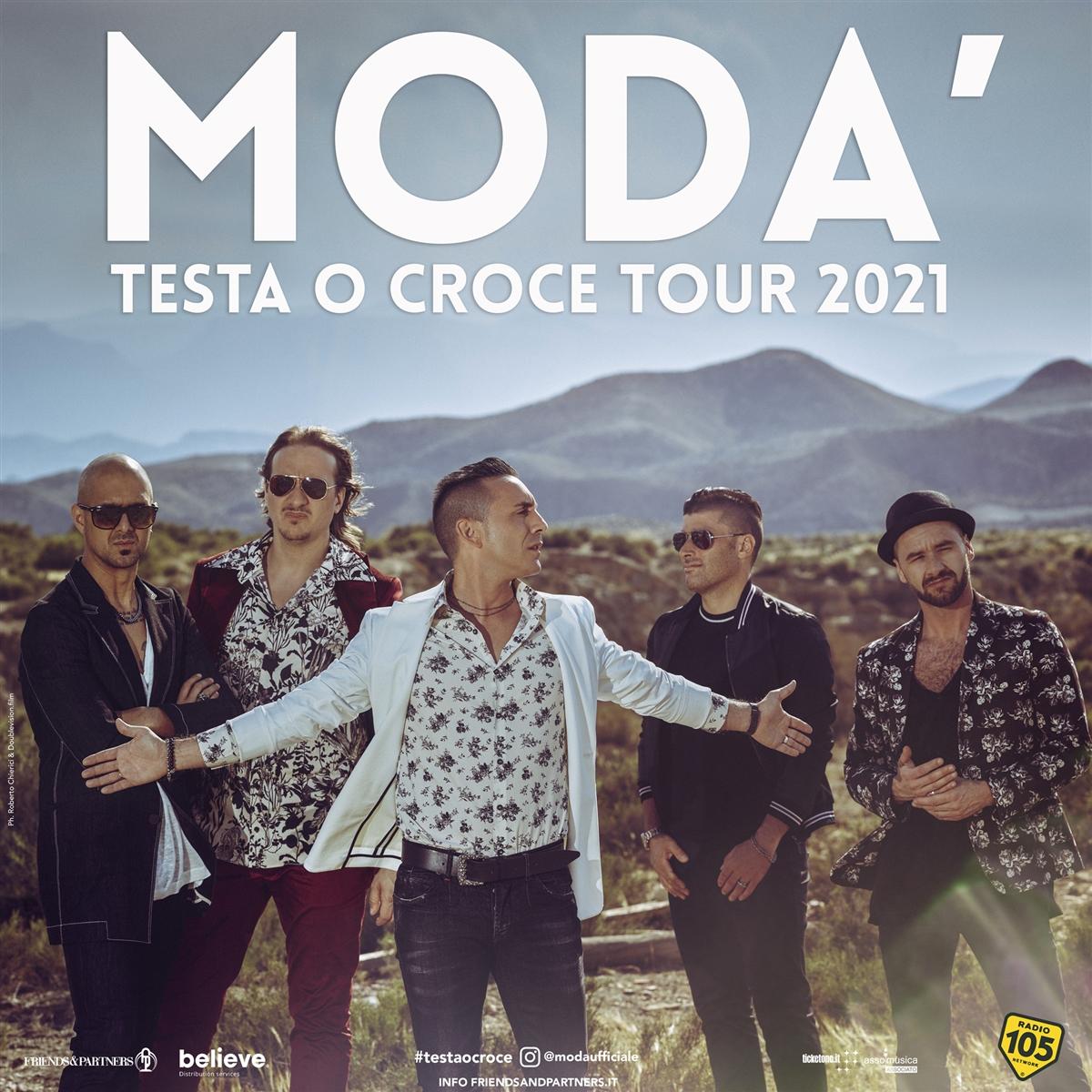 TESTA O CROCE TOUR