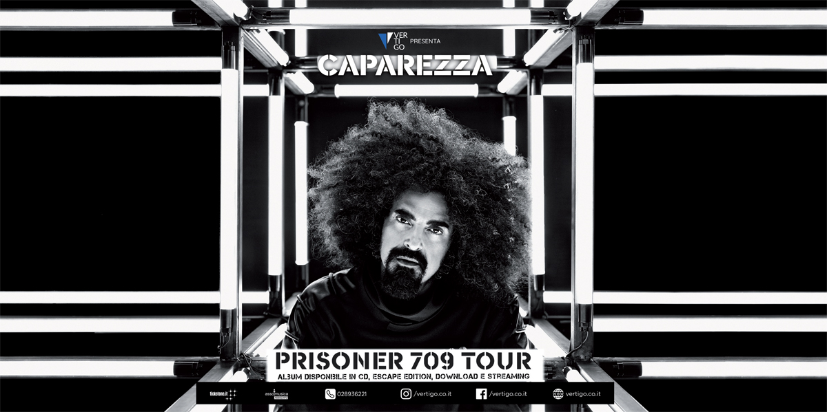 PRISONER 709 TOUR