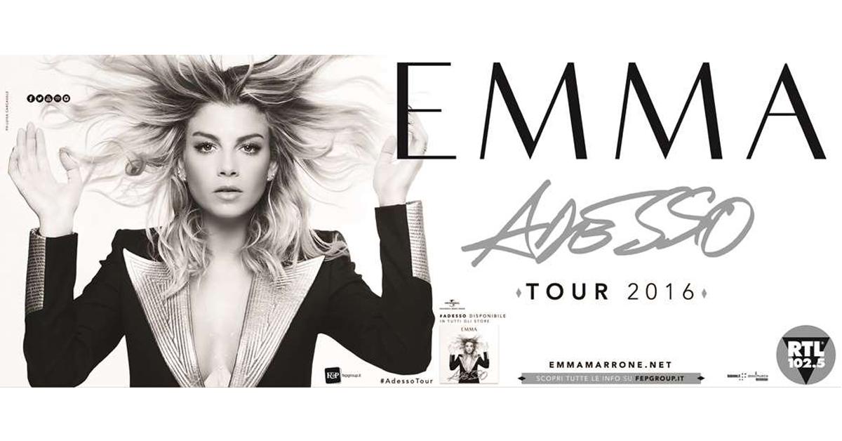 ADESSO TOUR 2016