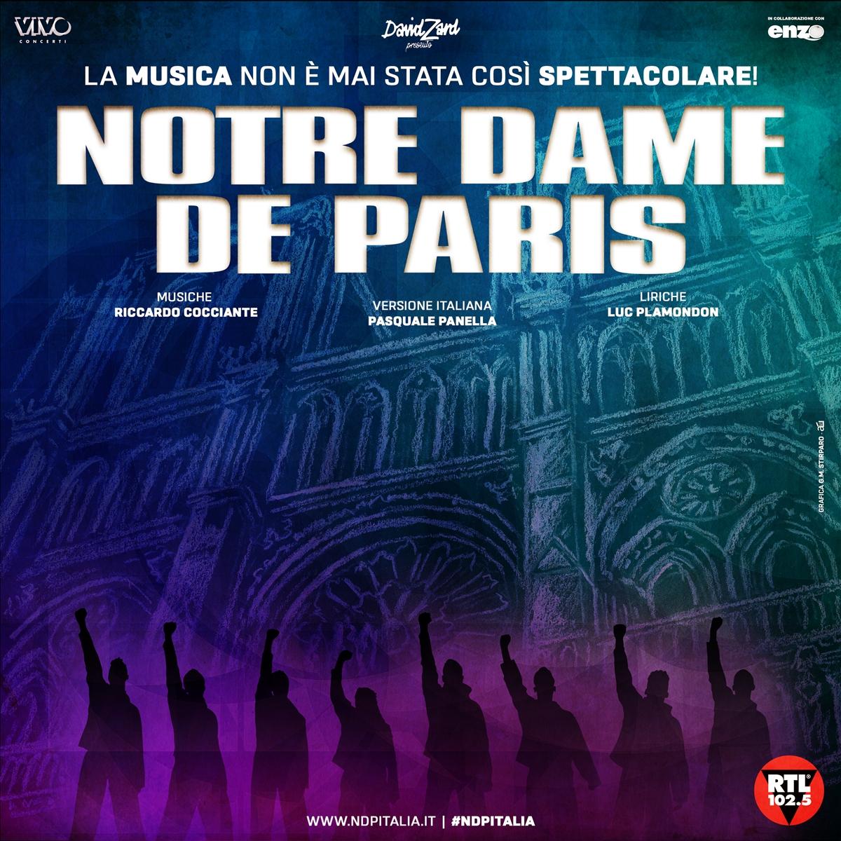 NOTRE DAME DE PARIS, L