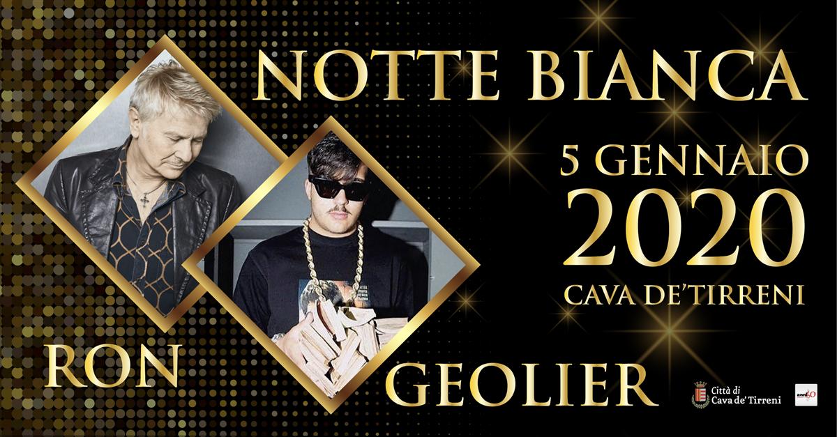 NOTTE BIANCA 2020