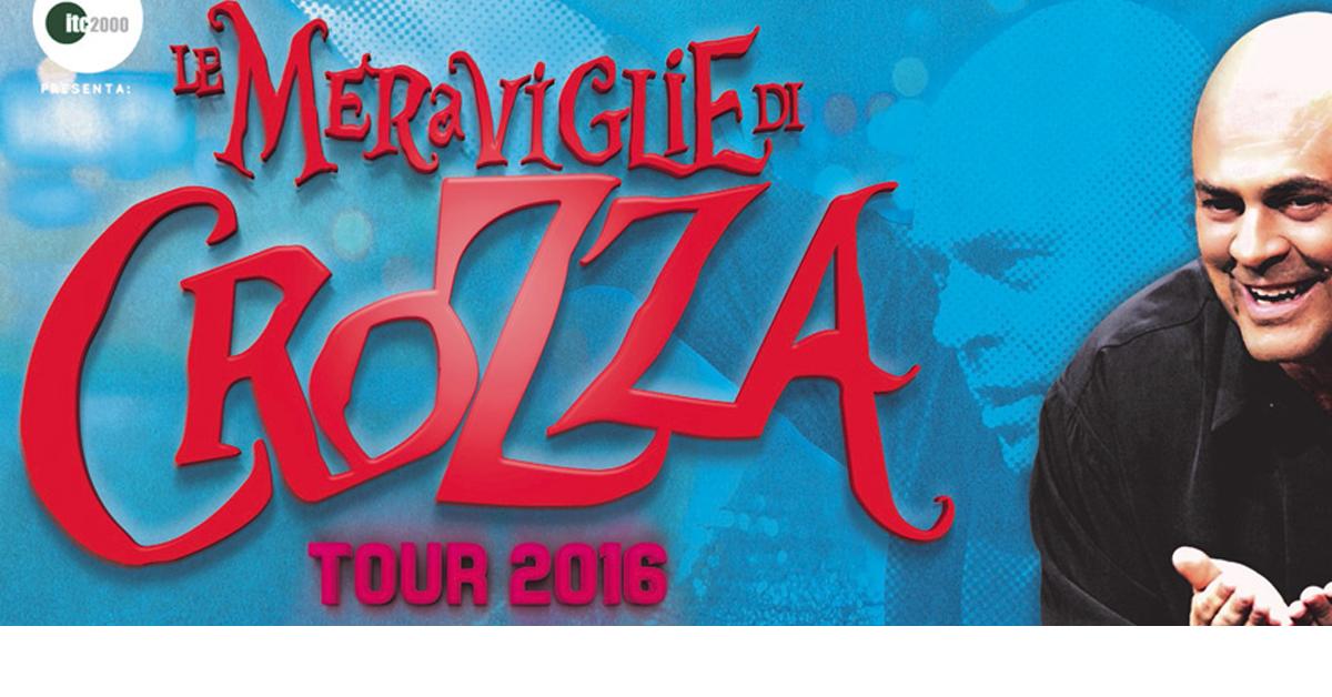 LE MERAVIGLIE DI CROZZA TOUR 2016