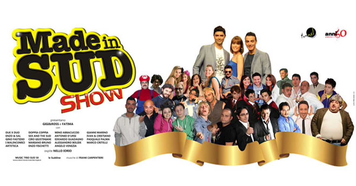 MADE IN SUD SHOW