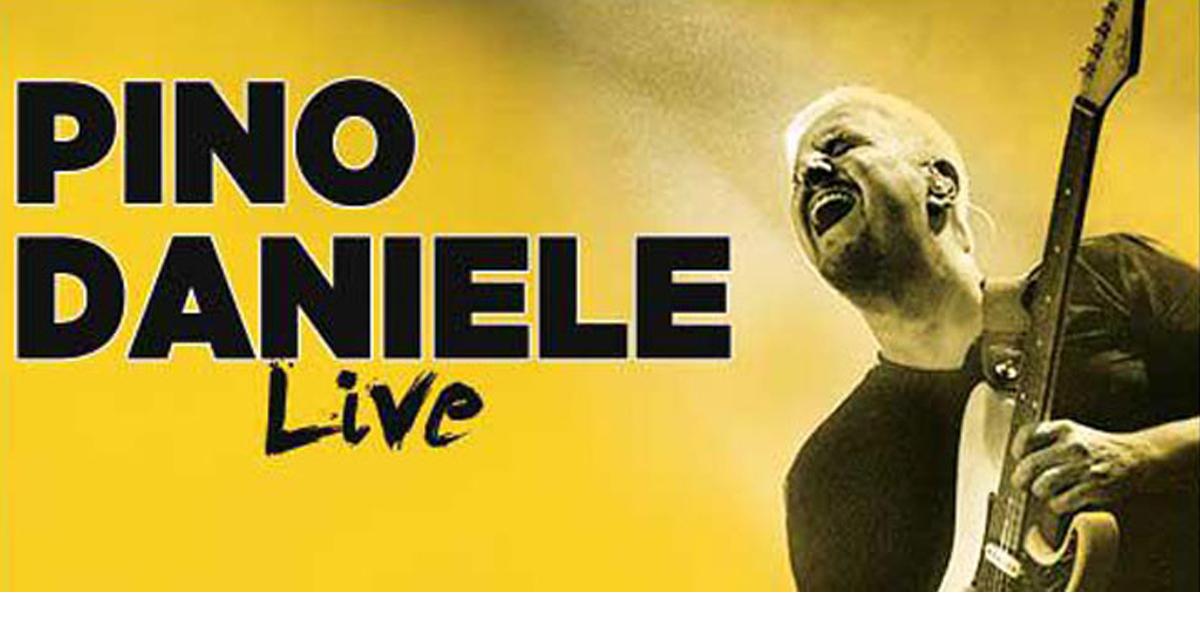 PINO DANIELE LIVE