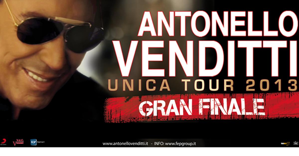 UNICA TOUR 2013